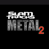 Slam Tracks Metal 2 MIDI Drum Loops Collection